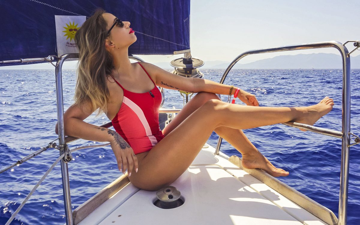 watermelon sailing week party travel grece vacantion calatorie blogger veliera boat